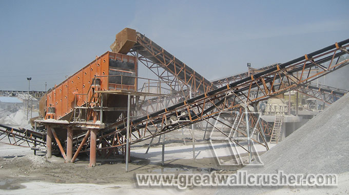 impact crusher and jaw crusher for iron ore crushing plant