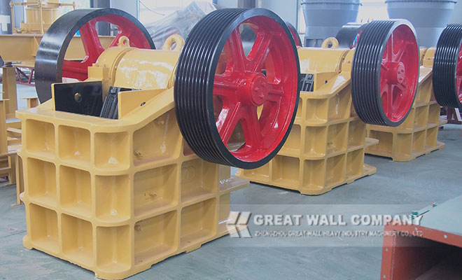 Jaw Crusher and impact crusher for sale