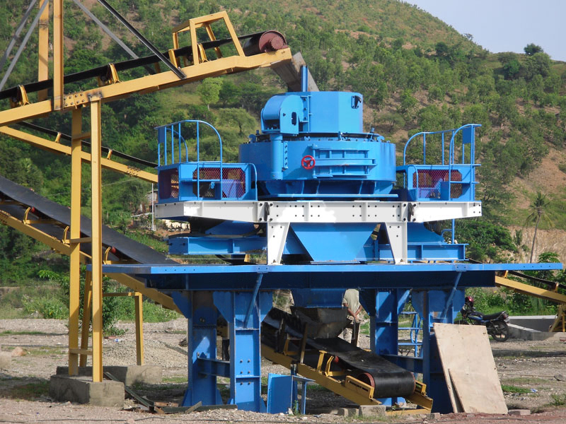 jaw crusher and sand making machine for sale
