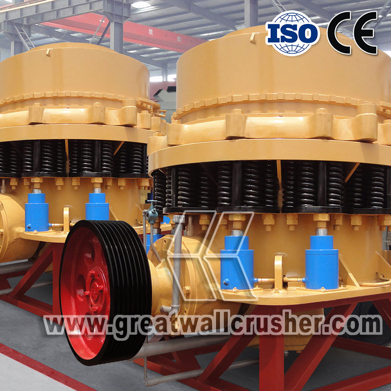 Cone crusher operation tips in crushing plant