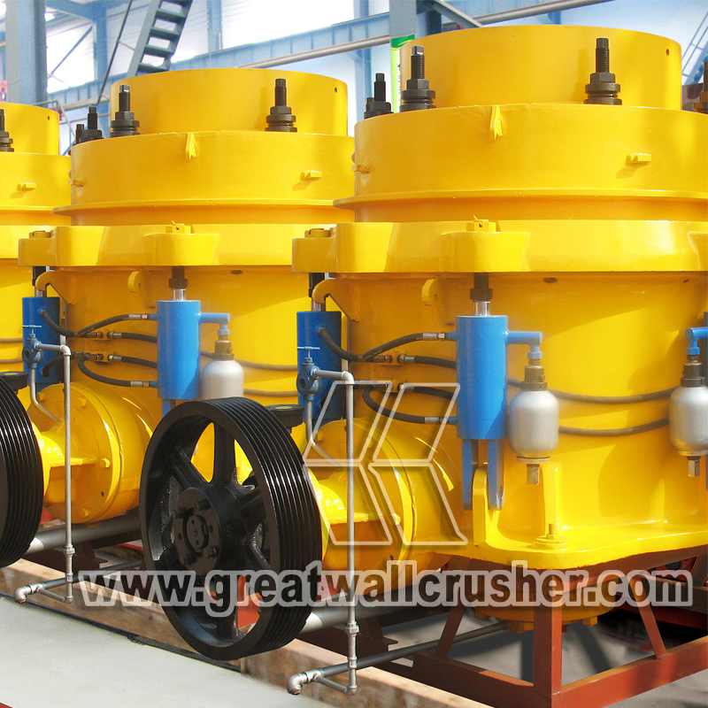 well design cone crusher low cost for sale