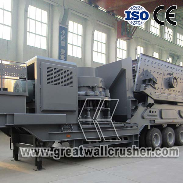 mobile crushing plant for sale Cameroon