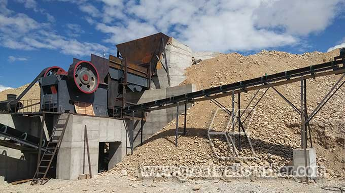 Limestone Crushing Plant : Why select jaw crusher and impact for zambia