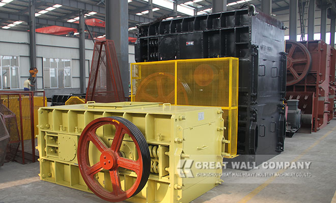 roller crusher for coal crushing plant Indonesia
