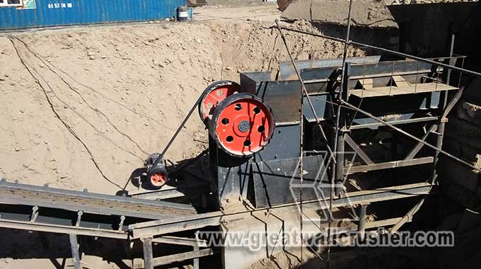 hammer crusher and jaw crusher for sale Canada