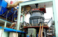 Vertical Roller Mill Production
