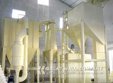CZM Mill Production Line