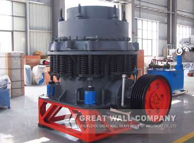 CZS High-Efficient Cone Crusher