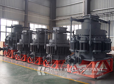 PY Spring Cone Crusher