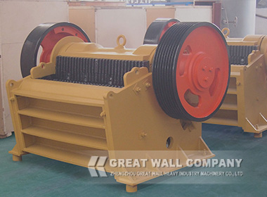 PEW European Type Jaw Crusher